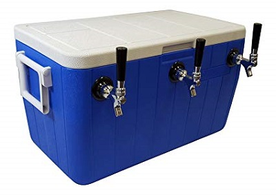 3 Beer Tap Jockey Box