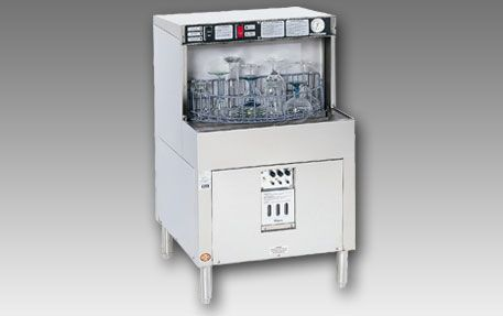 Batch Rotary Beer Glass Washer